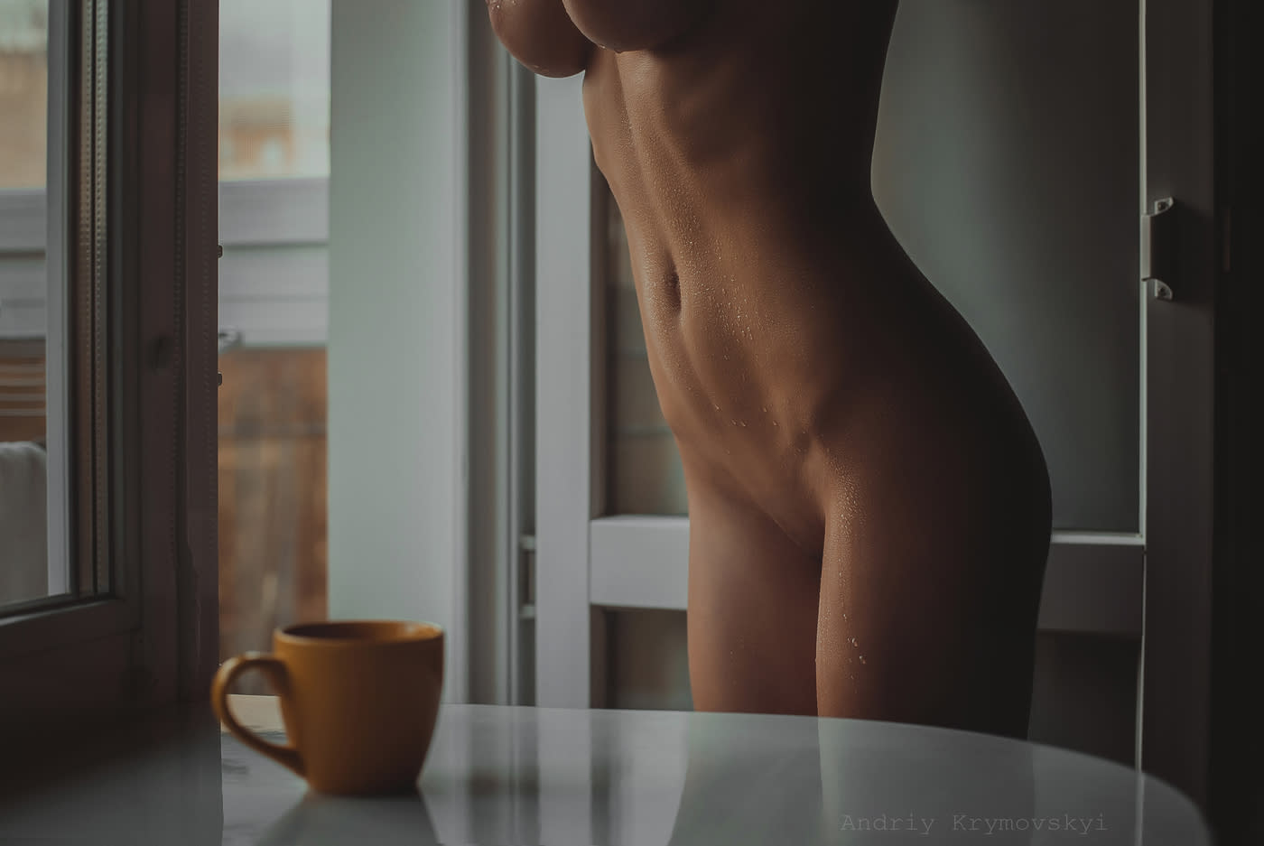 Обнаженное Утро